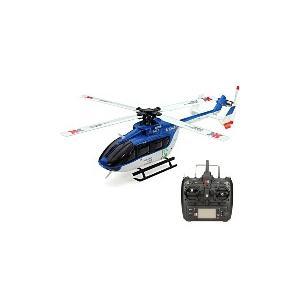 XK K124 6CHブラシレスEC145 3D6GシステムRCヘリコプターRTF|mophie