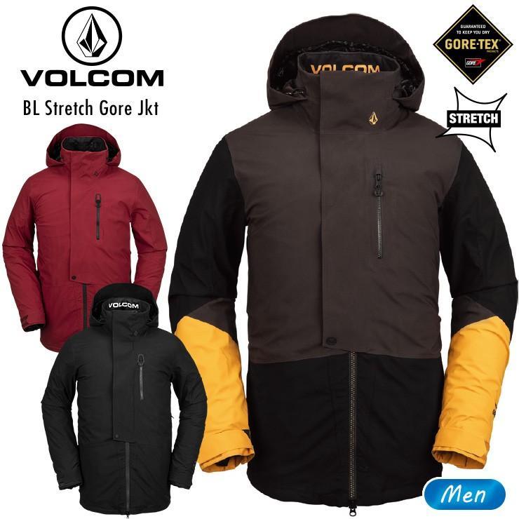 【早期予約】19-20 VOLCOM ボルコム BL Stretch Gore Jkt ビーエル ストレッチ ゴアジャケット 19/20 スノーボード ウェア