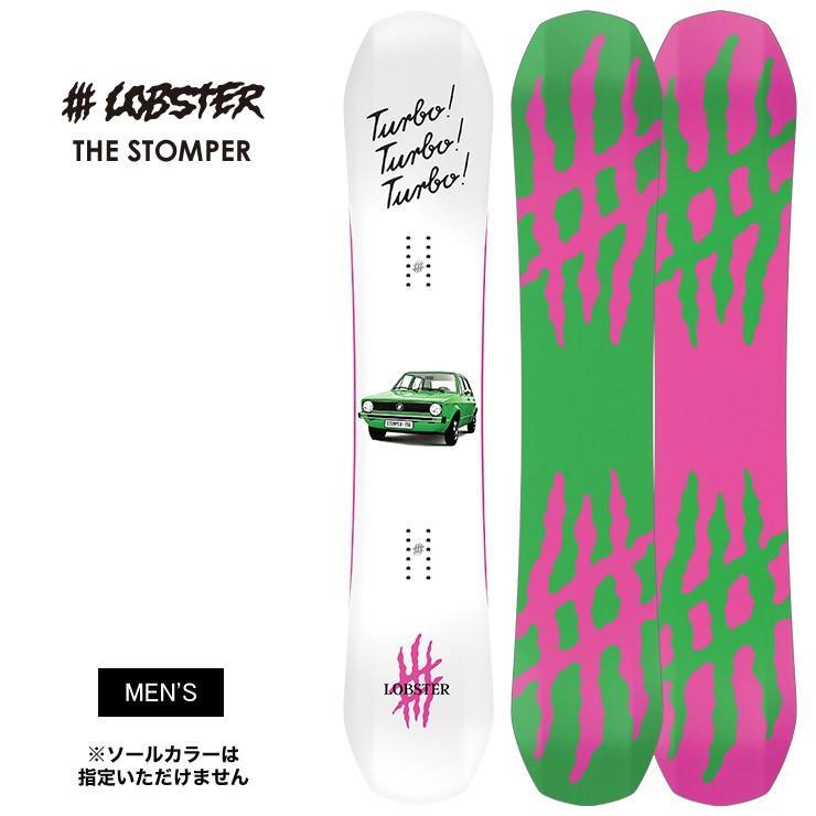 【期間限定】 LOBSTER ロブスター THE STOMPER 板 ストンパー 2020 スノーボード STOMPER ロブスター 板, カーショップナガノ:f47b7335 --- airmodconsu.dominiotemporario.com