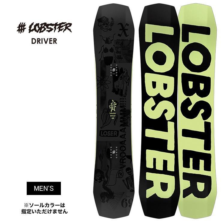 【一部予約!】 LOBSTER スノーボード ロブスター 2020 DRIVER ドライバー ロブスター 2020 スノーボード 板, エステライン:a0c8f6e1 --- airmodconsu.dominiotemporario.com
