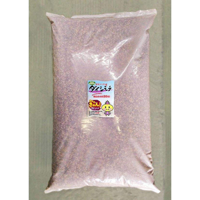 うどん県のダイシモチ(讃岐もち麦)10キロ大袋 (モチモチ美味しくて食物繊維がたっぷりです)|morie