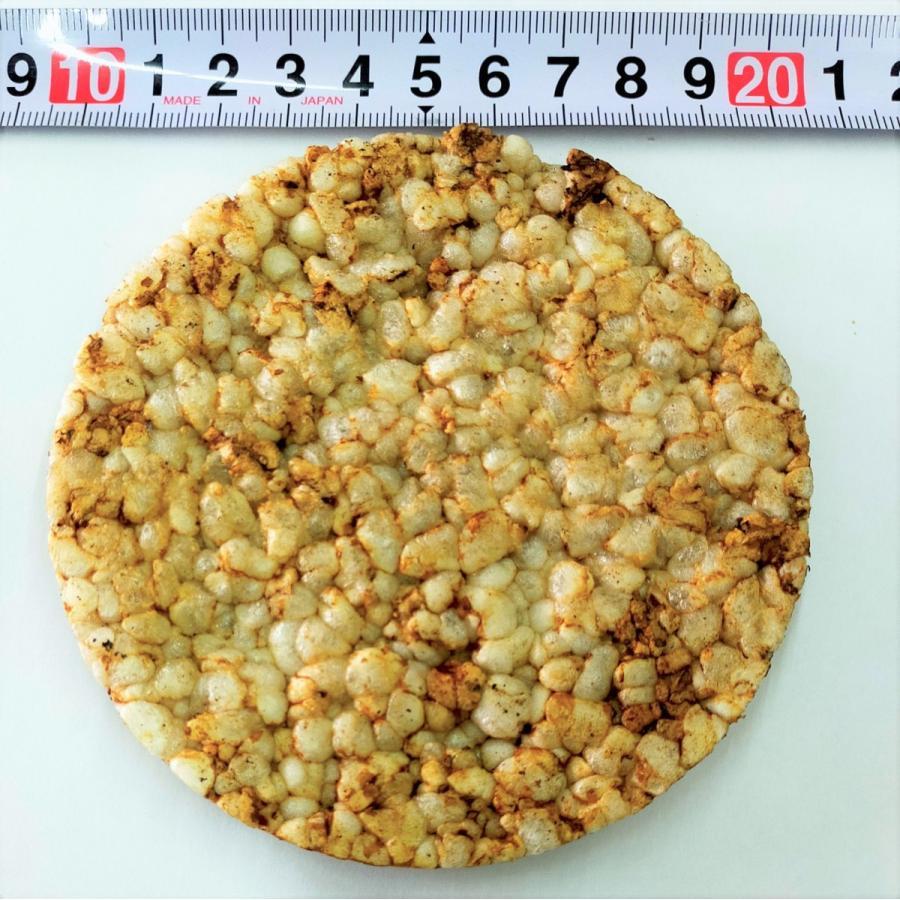 ダイシモチ(もち麦)入り玄米ポンせんべい 無添加・手焼き|morie|03