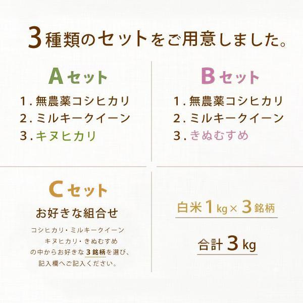 滋賀県環境こだわり米ギフトセット|morikawa-noujou|02
