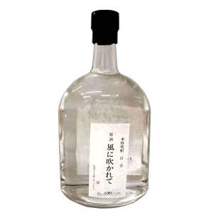 【芋焼酎】六代目百合 原酒『風に吹かれて 2020』 42度 720ml瓶 moriken