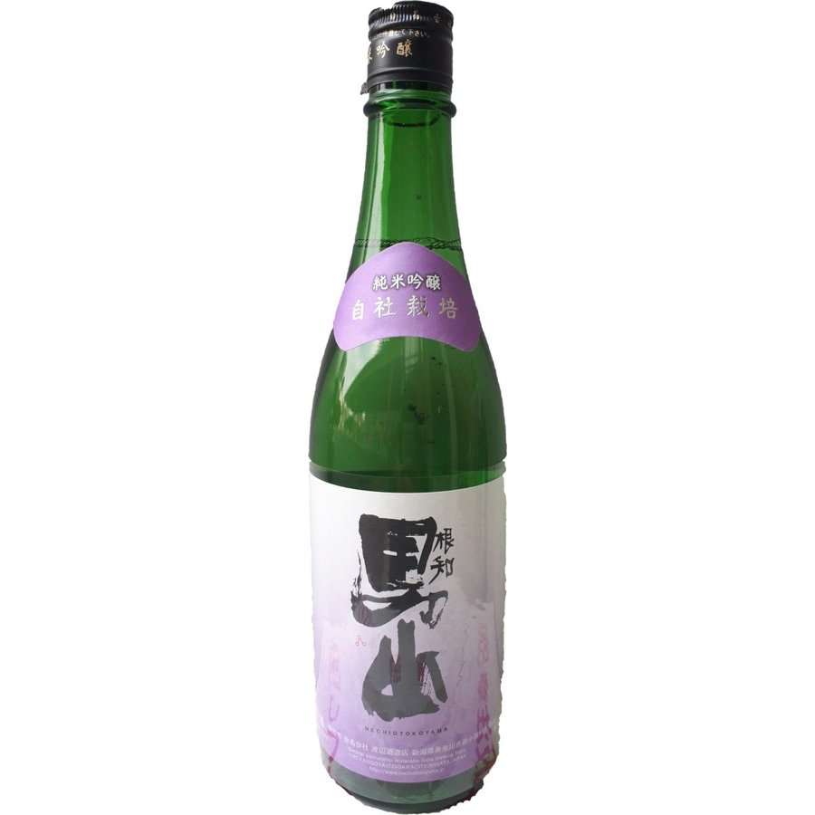 【根知男山】純米吟醸酒720ml瓶|moriken