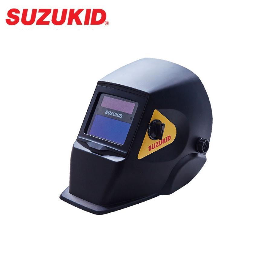 SUZUKID 液晶式自動遮光溶接面 JM-200FF