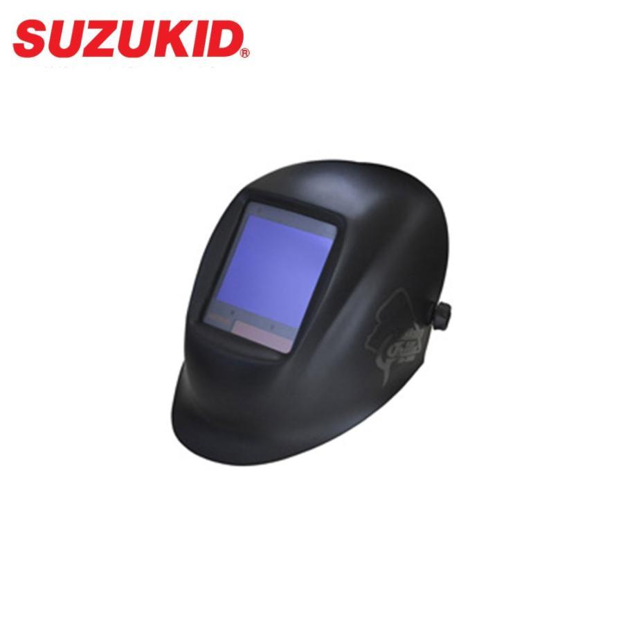 SUZUKID 液晶式自動遮光溶接面 EB-300G アイボーグゴリラ ハイエンドモデル
