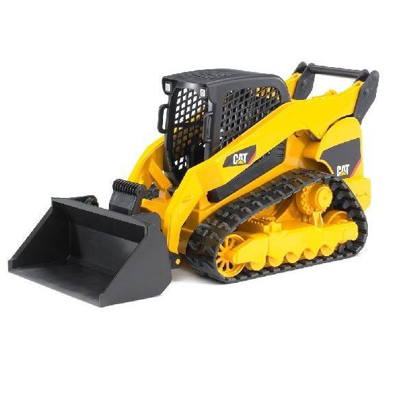 蔵 車 おもちゃ ショベル ブルドーザー 全品送料無料 BRUDER テラインローダー 02136 CAT ブルーダー
