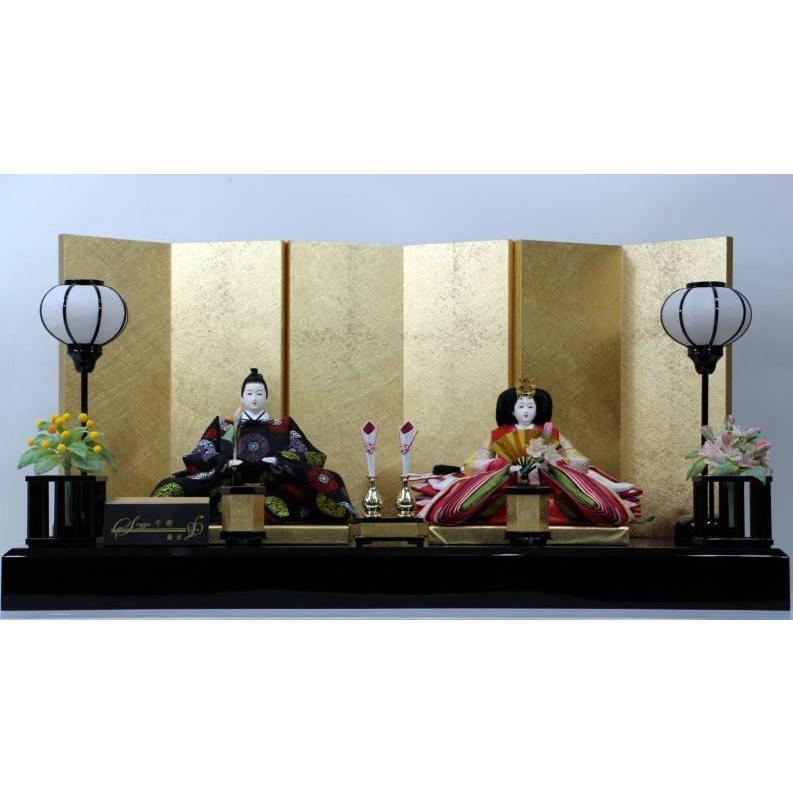 アート&デザイン後藤由香子創作雛人形 千寿 雛人形 ひな人形 おしゃれ