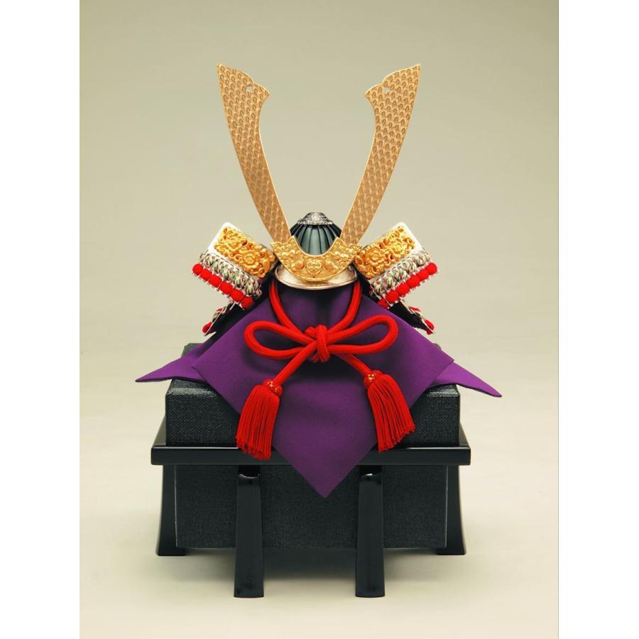 忠保作 5号銀冠(ぎんかん)兜