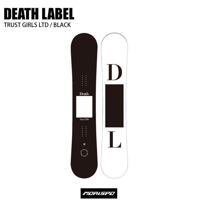 公式 DEATH LABEL LABEL デスレーベル TRUST LTD DEATH BK トラストリミテッドブラック 19-20  スノーボード 板 2020モデル, Michael.Anne:c1f00162 --- airmodconsu.dominiotemporario.com