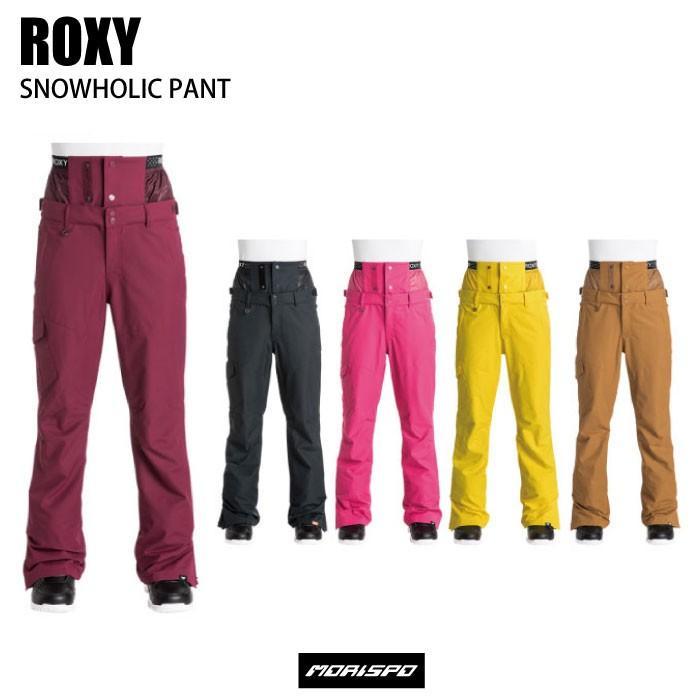 ROXY ロキシー SNOWHOLIC PANT ERJTP03029 16-17 [モリスポ] スノーボードウエア レディスパンツ スノボ スキーウエア