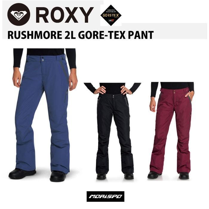 ROXY ロキシー RUSHMORE 2L GORE-TEX PT ERJTP03064 18-19 [モリスポ] ボードウェア パンツ