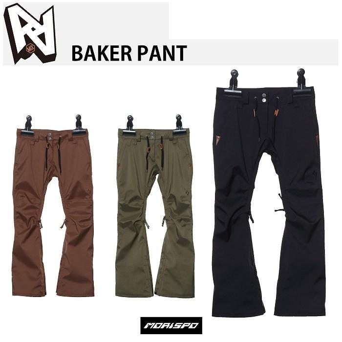 安価 AA ダブルエーハードウェア WMS BAKER PANT 72118339 18-19 ボードウェア パンツ, starjenny 8805cee3