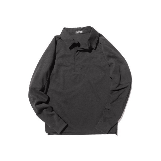 COLIMBO/コリンボ ANTWERP SPORTS SHIRT BLACK|morleyclothing