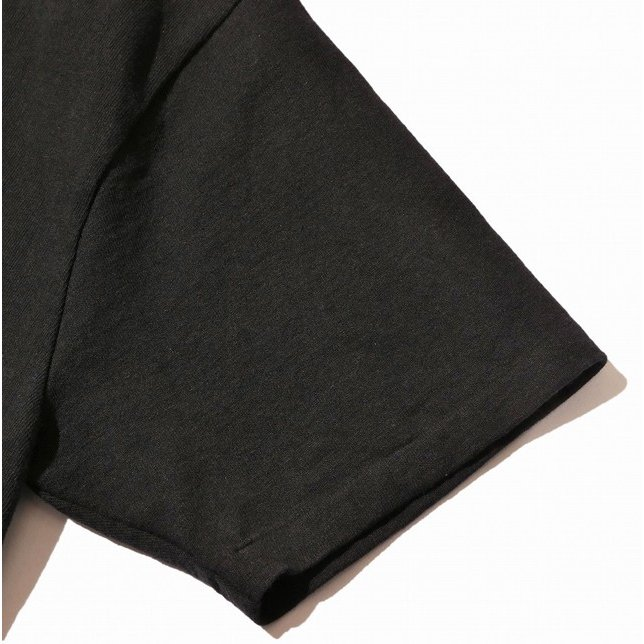 "COLIMBO/コリンボ PRINTED T-SHIRT ""Extreme GMT.Engineering"" BLACK morleyclothing 05"