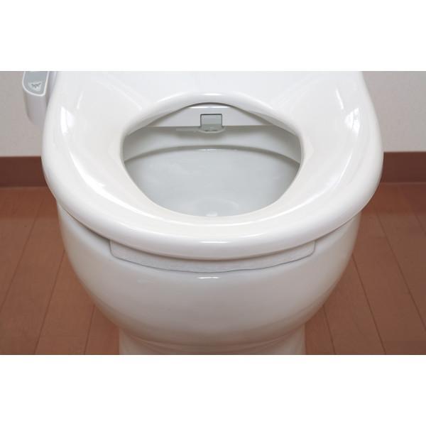 おしっこ吸いとりパッド トイレ汚れ防止 15コ入 AE-61 サンコー mos-mart 04