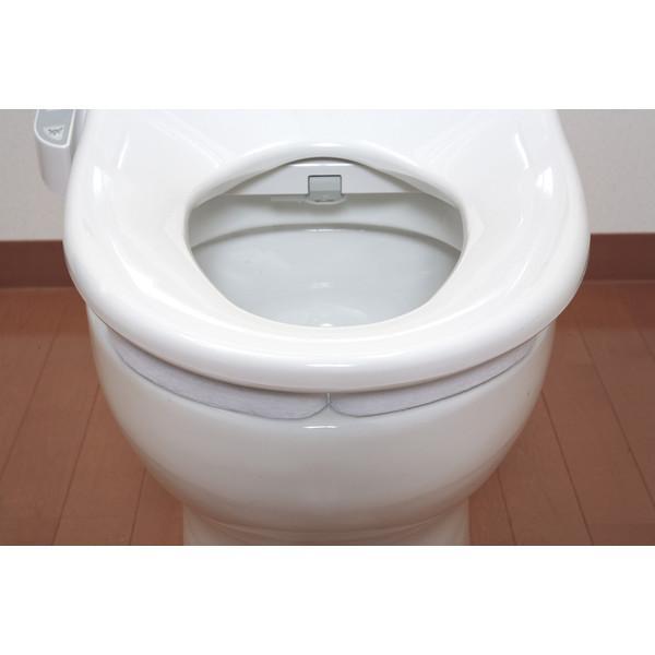 おしっこ吸いとりパッド トイレ汚れ防止 15コ入 AE-61 サンコー mos-mart 05