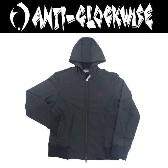 ANTI-CLOCKWISE PARKA アンチクロックワイズ ジップパーカー|moshpunx