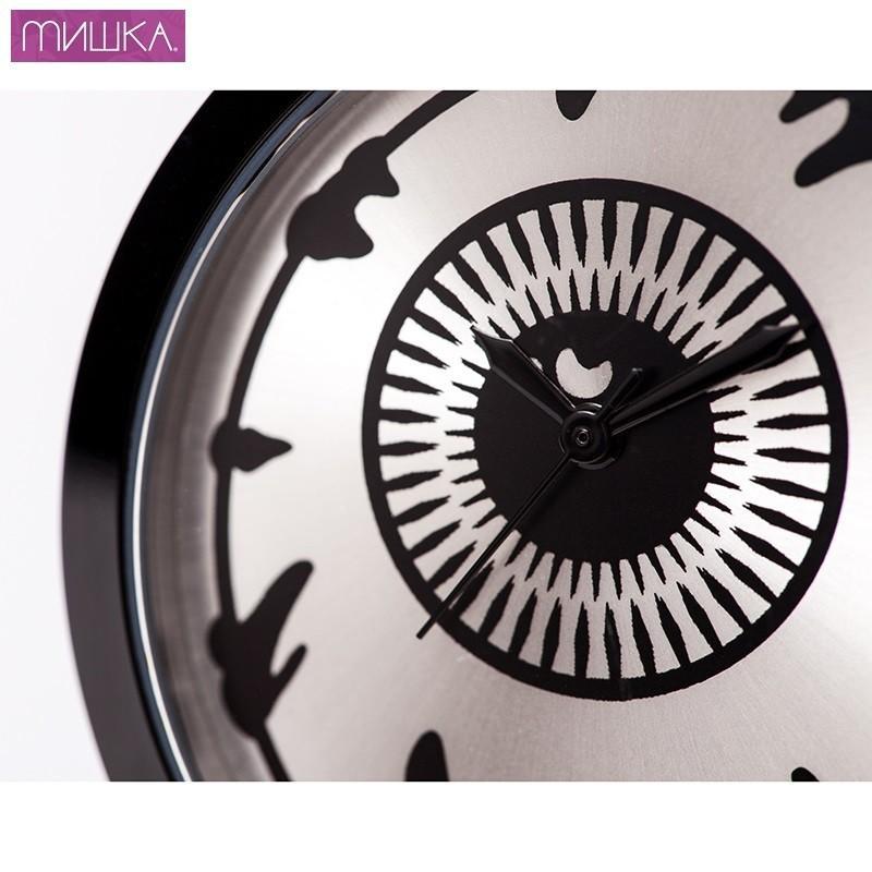 MISHKA x ALIVE: KEEP WATCH ミシカ 腕時計 BLACK moshpunx 02