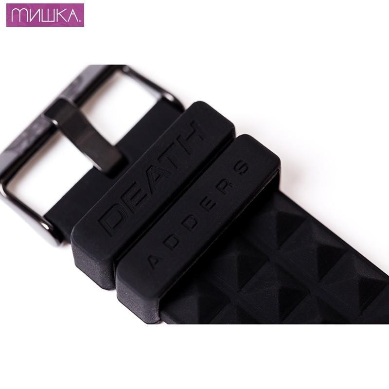 MISHKA x ALIVE: KEEP WATCH ミシカ 腕時計 BLACK moshpunx 05