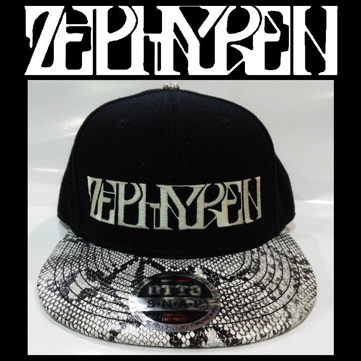 ZEPHYREN B.B CAP VISIONARY WHITE SNAKE ゼファレン キャップ moshpunx