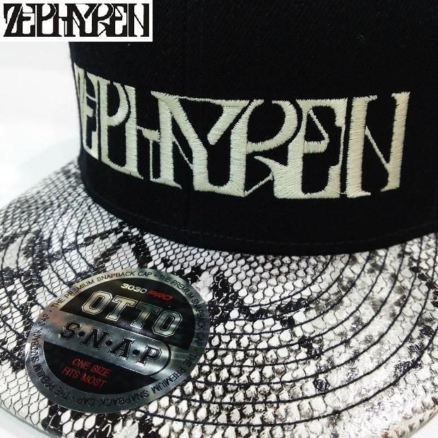 ZEPHYREN B.B CAP VISIONARY WHITE SNAKE ゼファレン キャップ moshpunx 03