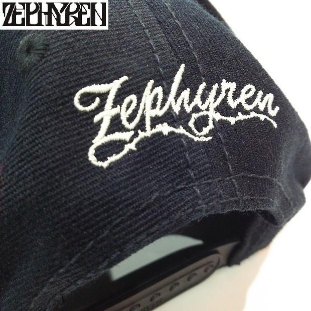 ZEPHYREN B.B CAP VISIONARY WHITE SNAKE ゼファレン キャップ moshpunx 05