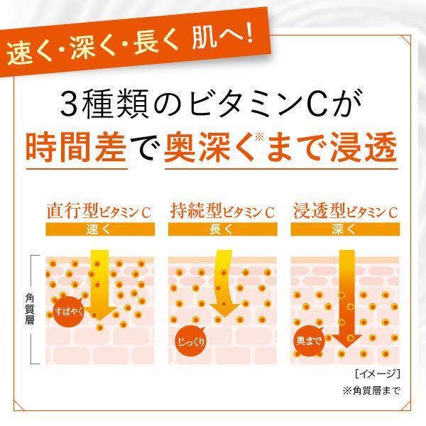 美容液 ビタミンC 誘導体 5% 毛穴 ケア 毛穴対策 ldk イオン導入 Cエッセンス 20ml エビス ebis|motebeauty|10