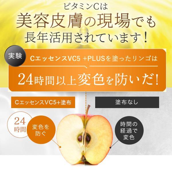 美容液 ビタミンC 誘導体 5% 毛穴 ケア 毛穴対策 ldk イオン導入 Cエッセンス 20ml エビス ebis|motebeauty|08