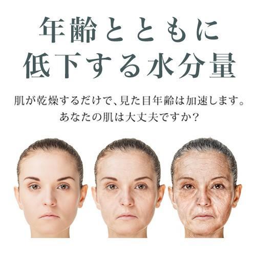 化粧水 保湿 ヒアルロン酸 保湿化粧水 メンズ レディース 潤い モイスチャーローション125ml|motebeauty|03