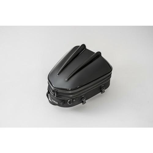 大幅値下げランキング タナックス TANAX 激安通販 MOTOFIZZ バイクシートバック 容量10-14L MFK-238 シェルシートバックMT ブラック