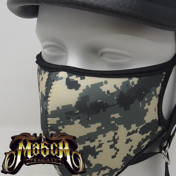 【即納!】MASCA マスカマスク 1 ネオプレンマスク|デジカモ|レギュラー XLサイズよりご選択|耳掛けタイプ|6層構造のWフィルター採用||motobluez-store|03