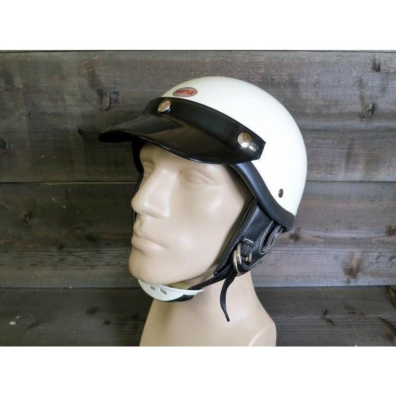 ヘルメット ビートル ショーティ4 アイボリー OCEAN オーシャンビートル BEETLE HALF 高品質新品 HELMET 信用 SHORTY4