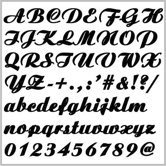色&英字変更OK ★ 切り文字ステッカー  ロゴマーク K-M  約50mmx150mm セミオーダー・ カッティングシート・シール・デカール motologo 02