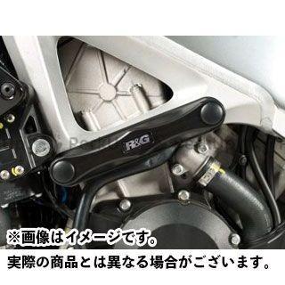 R&G トゥオーノV4R APRC フレームスキッダー(ブラック) アールアンドジー