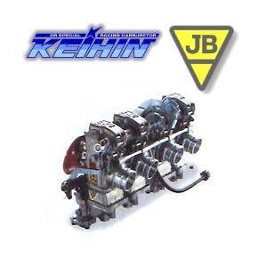 JB-POWER ケイヒン FCRキャブレター スズキ GSX-R1100(89〜92/油冷(46φ)) : H/Z 37φ BITO R&D 304-37-340B