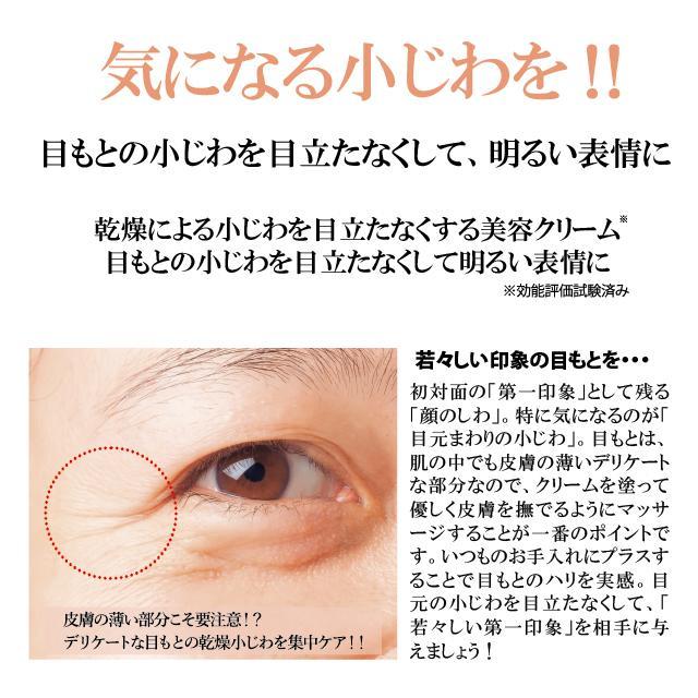 C'larice Eye Care(クラリス 目元ケア) Repair Cream リペアクリーム  目元 目もと 小じわ対策 クリーム スキンケア 化粧品 シェモア motu-play 02