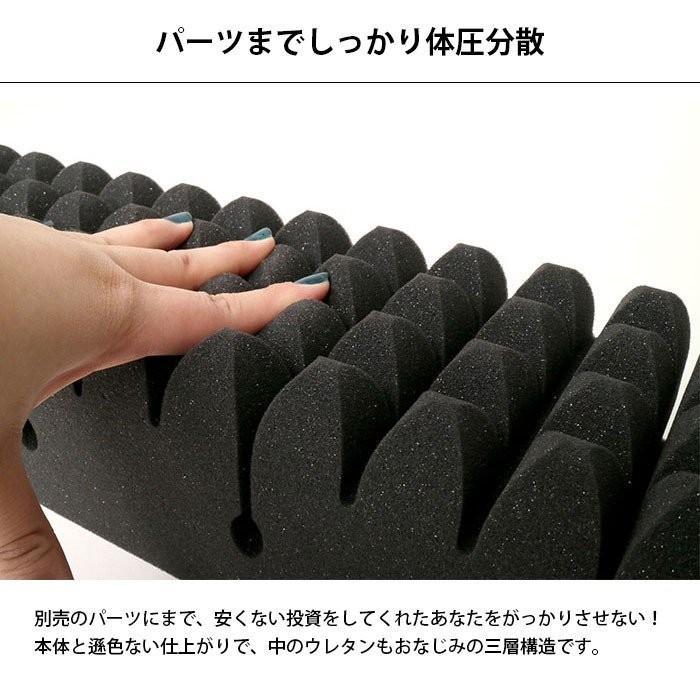 西川エアー 長身対応パーツ セミダブル 120×12cm AiR SI/SI-H マットレス専用|moufukan|03