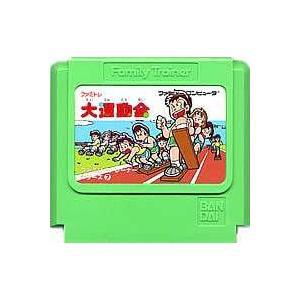 ▲【クリックポスト6個まで164円】FC ファミコン バンダイ ファミトレ大運動会 アクションゲーム h-g-fc-776中古