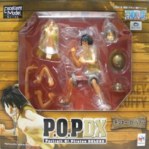 ルフィ POP フィギュア 頂上決戦
