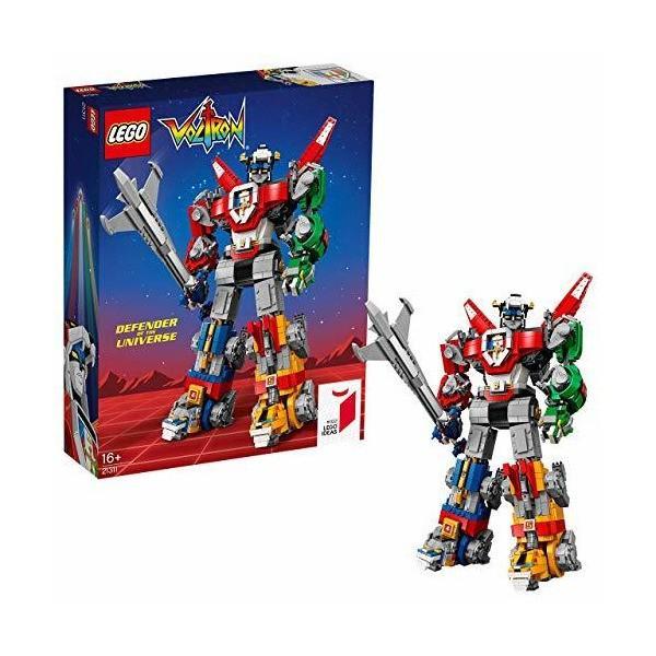 LEGOボルトロン21311