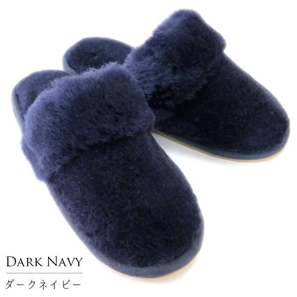 ムートンスリッパ ムートンブーツ 素足で履ける 洗える リアル天然羊毛 スリッパ あったか ルームシューズ デラックスタイプ レディース メンズ ふわふわ E800|mouton888|23