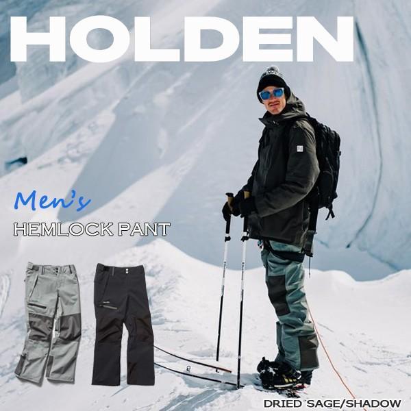 人気ブランドの スノーボード 18-19 ウエア ウェアー メンズ 18-19 HOLDEN ホールデン M'S M'S ウェアー HEMLOCK PANT ヘムロック, イタミシ:e063c9a2 --- airmodconsu.dominiotemporario.com