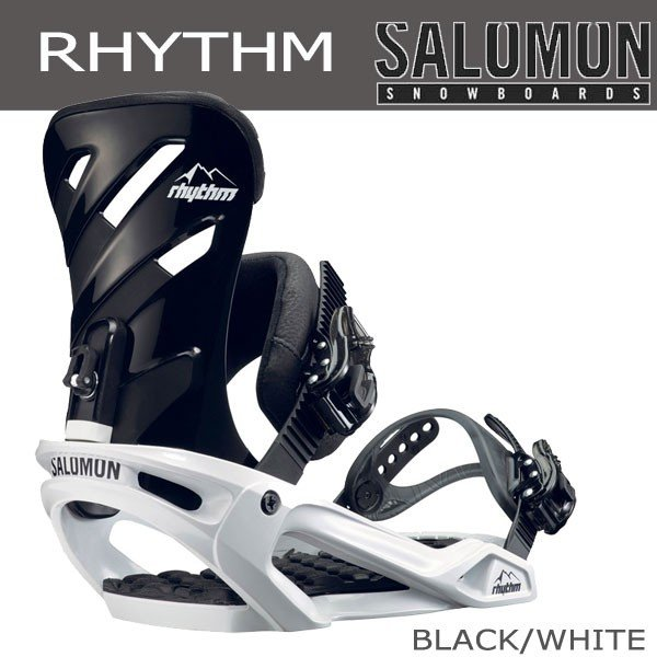 スノーボード バインディング ビンディング BIN 17-18 SALOMON サロモン RHYTHM