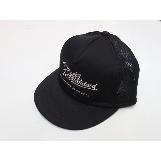 TROPHY CLOTHING トロフィークロージング 帽子 PERMANENT LOGO MESH CAP|moveclothing|04