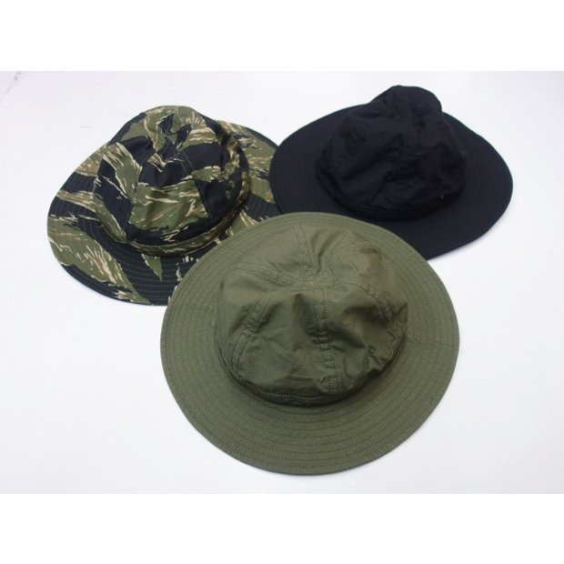 TROPHY CLOTHING トロフィークロージング 帽子 RIP STOP ARMY HAT moveclothing