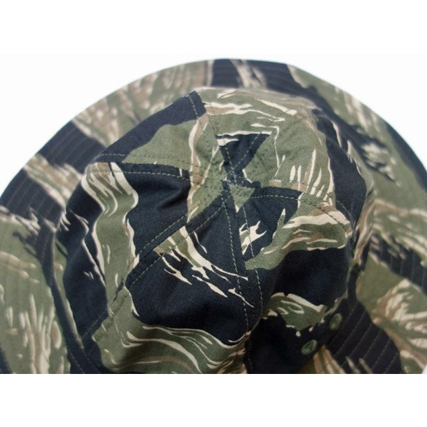 TROPHY CLOTHING トロフィークロージング 帽子 RIP STOP ARMY HAT moveclothing 03