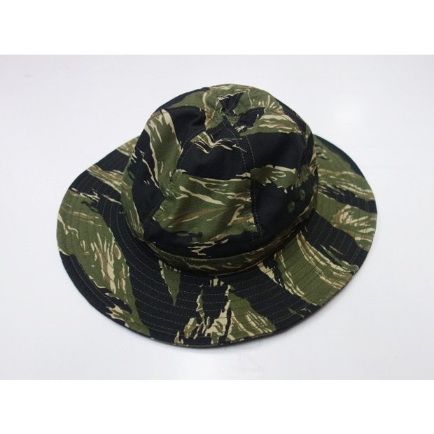 TROPHY CLOTHING トロフィークロージング 帽子 RIP STOP ARMY HAT moveclothing 08