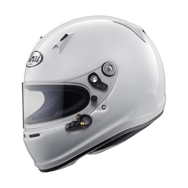 アライ カート用 フルフェイスヘルメット SK-6 PED (ホワイト)/XLサイズ